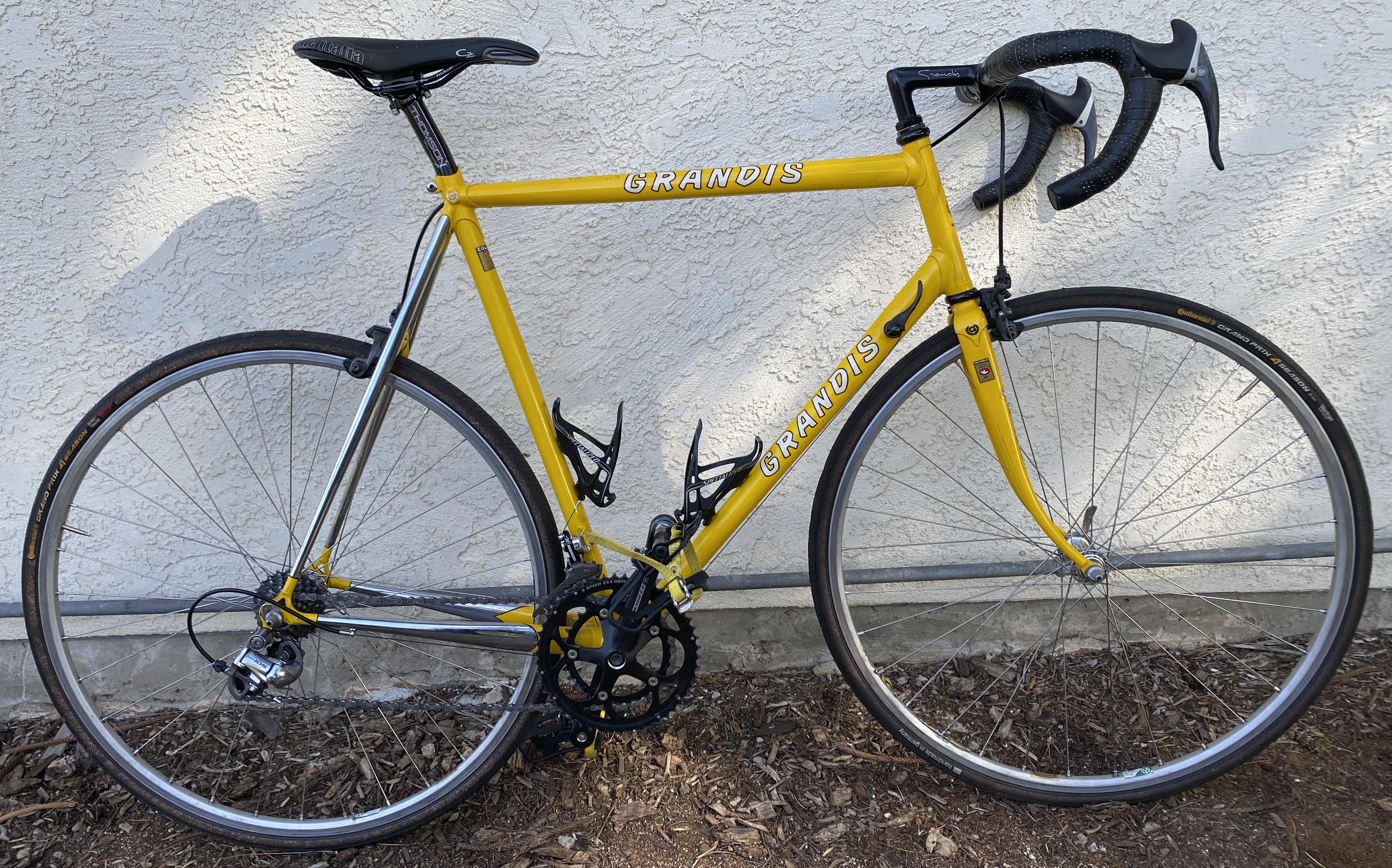 dating cinelli handlebars